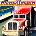 18 Wheeler 2 - The sequel to the amazing 18-wheel truck driving game with new features!