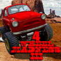 4 Wheel Madness 3 - Your driving skills will be tested in this monster truck racing title!