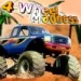 4 Wheel Madness - Drive your monster truck through the obstacle course without wrecking.