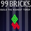99 Bricks - Build the highest tower possible with only 99 bricks.