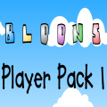 Bloons Player Pack 1 - Play brand new fantastic levels of Bloons created by the fans.