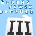 Bloons Tower Defense 3 - This time, use new towers & upgrades to work thru new tracks.