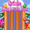 Civiballs Xmas Levels - A bunch of new Civiballs levels situated in the Northpole.