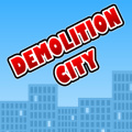 Demolition City - Destroy buildings or towers with dynamite & get rubble below the goal.