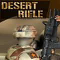 Desert Rifle - Try to survive enemy attacks for six days until help can rescue you.