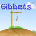 Gibbets - Rescue people by using your bow to cut the rope before they get hanged!