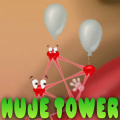 Huje Tower - Help the Hujos reach the skies by building.