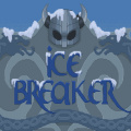 Ice Breaker - Slice through ice to save vikings by getting them back to their boat!