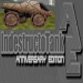 Indestructo Tank AE - Hang on as you use your tank to destroy everything possible with it.