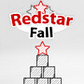 Redstar Fall - Do not let the red star fall off while you remove the other blocks.