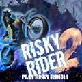 Risky Rider 2 - Jump the jumps, do back flips & wheelies to become the ultimate showman.
