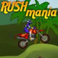Rush Mania  - Your job is to collect stars & finish the race before the time out.