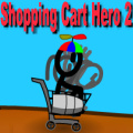 Shopping Cart Hero 2 - Many have tried. Many have failed. Do you have the stuff to be a hero?