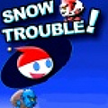 Snow Trouble - Play as a little boy on a mission to twart the Gremlins.