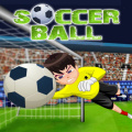 Soccer Ball - Try to score more goals than your opponent.