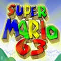Super Mario 63 - This is an awesome Super Mario Bros platform jump & run adventure game.
