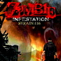 Zombie Infestation - Trapped in an abandoned bomb shelter, kill the zombies & get out alive.