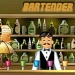 Bartender - Mix the drinks and serve them up as you try to keep the customers happy.