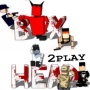 Boxhead: 2Play Rooms - The bar gets raised as you can now play this awesome game with a friend. Super single player also.