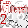Fuzzy McFluffenstein 2 - Return to the bloody, cute world of this kitty.
