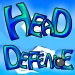 Head Defence - Try to destory the computers castle before it gets yours by bouncing bombs off your head.