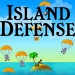 Island Defense - Happy on your little island paradise, you must defend it from the paratroopers using various weapons