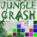 Jungle Crash - Make a group of 3 or more similar colored tiles disappear, before they reach the top.