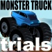 Monster Truck Trials - As a tester at the factory, it is your job to get the most out of the monster trucks.