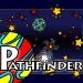 Pathfinder - Stay on the path on this space super-highway. Starts off slow, but gains speed quickly.