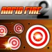 Rapid Fire 2 - This great game gets an upgrade with several new shooting modes.