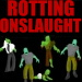 Rotting Onslaught - Engaging zombie killing action here. Not your everyday shooter here.
