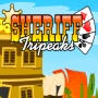 Sheriff Tripeaks - The classic solitaire game of Tripeaks.
